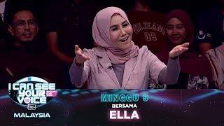 [FULL] I Can See Your Voice Malaysia (Musim 2) Minggu 9 Bersama Ella | #ICSYVMY
