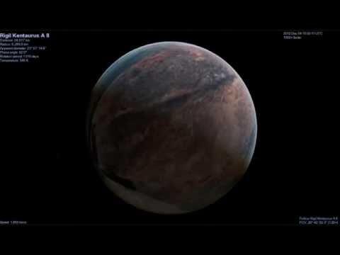 Alpha Centauri Bb (and Company) - YouTube