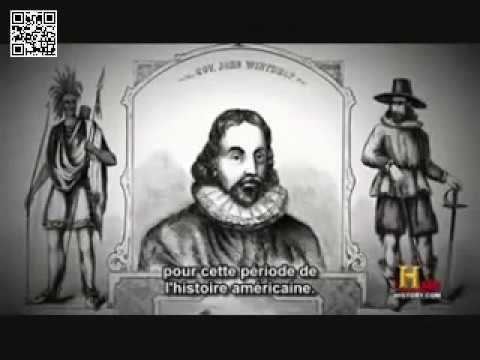 En 1639 John Winthrop aperçut un OVNI.