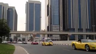 Bikes and cars April 2012 dubai