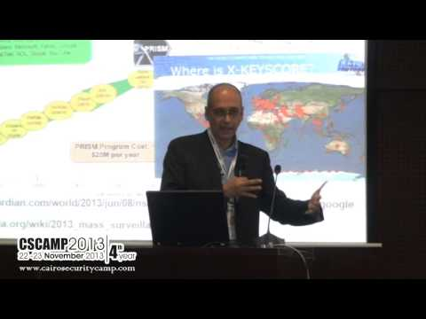CSCAMP2013 : Open Design and Feasible Trust By Dr. Sherif El-Kassas