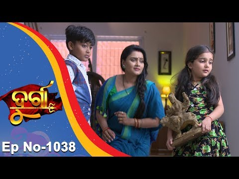 Durga | Full Ep 1038 | 6th Apr 2018 | Odia Serial - TarangTV