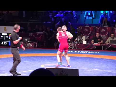 Davor Štefanek - Artem Surkov  - finale 66kg Novi Sad -  Maj2017