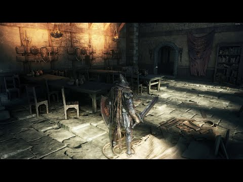 Dark Souls 3 Reshade RT Screen Space Path Traced GI & AO 9900K 2080 Ti 1080p