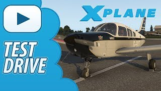 Test Drive | Xplane 11 | Just Flight Warrior II
