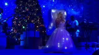 Hark the Herald Angels sing Mariah Carey live in Madrid Wizink 17.12.2018 Video