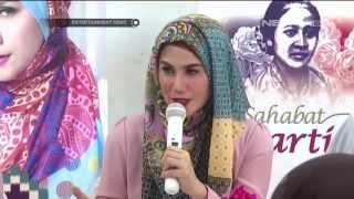 Marini Zumarnis berikan tutorial hijab kepada narapidana wanita