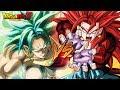 SUPER SAIYAN 4 VEGITO VS SS5 BROLY w UnrealEntGaming Dragon Ball Z Budokai Tenkaichi 3 Mods
