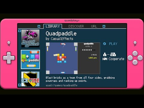quadplay? -- Free & Open Source Virtual Console