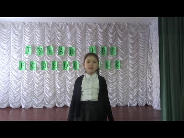 Изображение предпросмотра прочтения – ЛинаРайнатова читает произведение «Что такое хорошо и что такое плохо» В.В.Маяковского