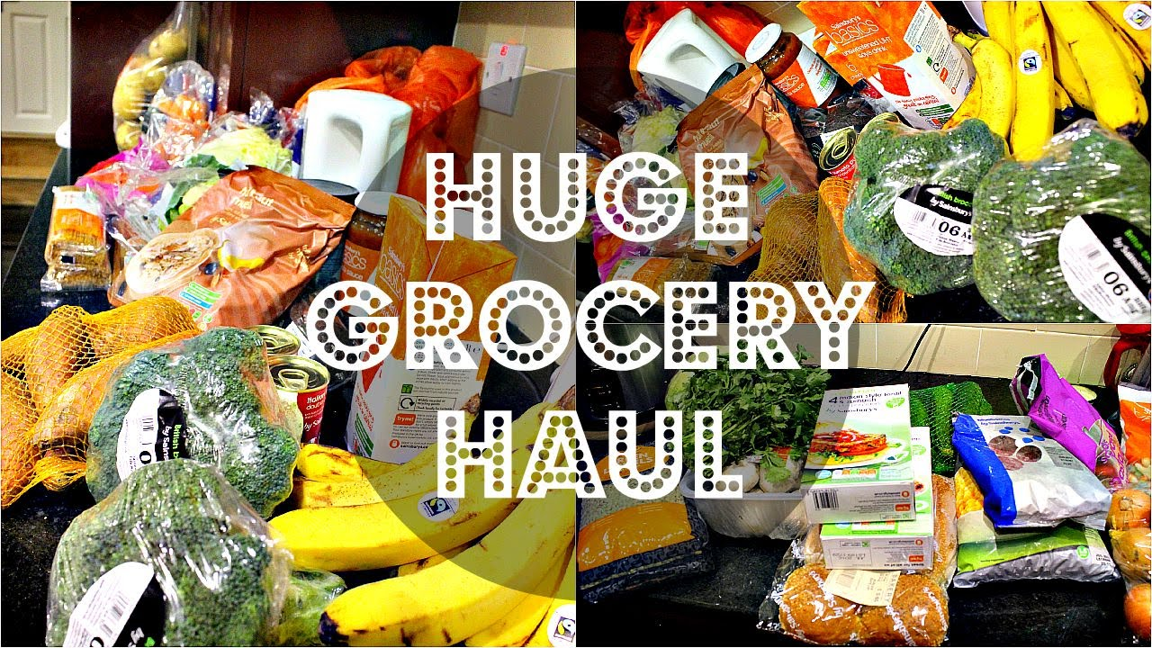 CHEAP HEALTHY GROCERY HAUL + LIST INCLUDING PRICES | Cheap Lazy Vegan