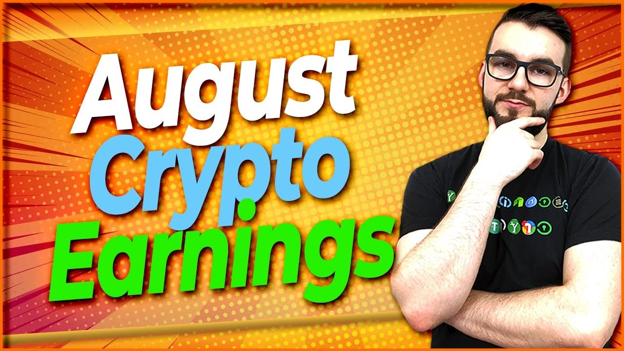 ▶️ August Crypto & Blockchain Social Metrics & Earnings Report | EP#359