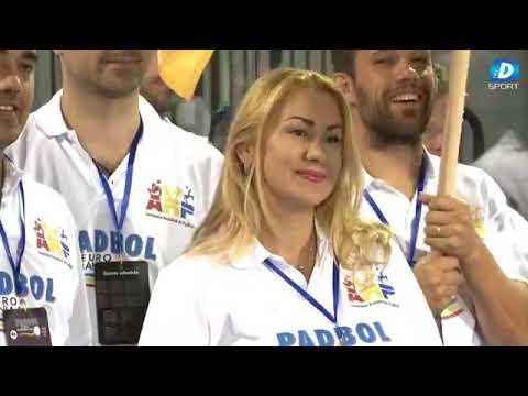 "Euro Cup of Padbol ""Romania 2017""- Day 1"