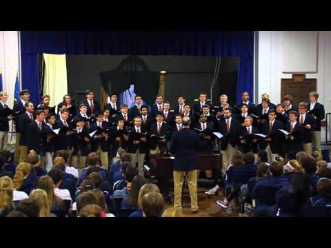 University of Virginia Glee Club Performance