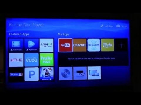 Sony BDP-S2500 blu-ray player review