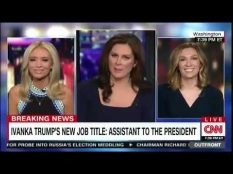 BREAKING NEWS Ivanka Trump New Job Title ASSISTANT To The Presıdent