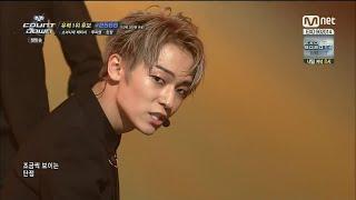[LYRICS ✕ FANCHANT][140925] Teen Top - Missing (쉽지않아) (Live @ M!Countdown)
