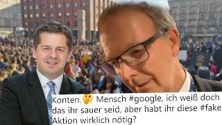Beweis: Hetz-Medien, Fake-News und dumme CDU (RIP Deutschland)