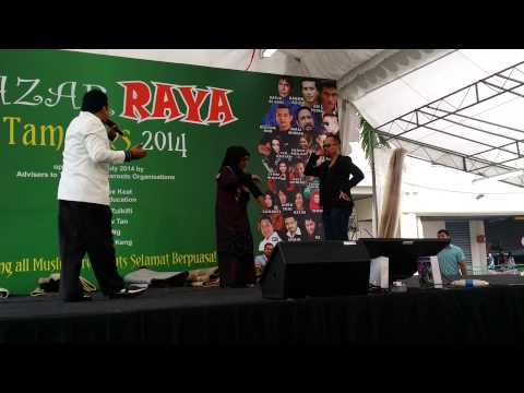 P Ramlee Singapura dan anaknya- Ya Habibi Ali Baba