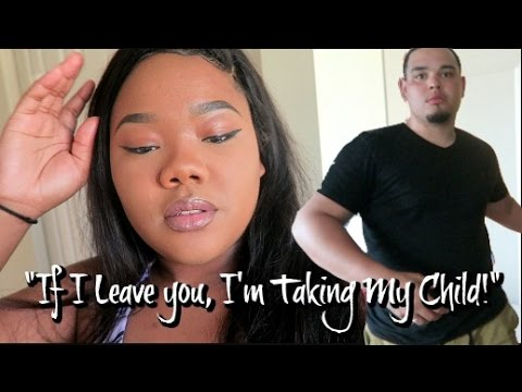 """I'm Leaving Him"" Goes Violent & Gets Crazy!"