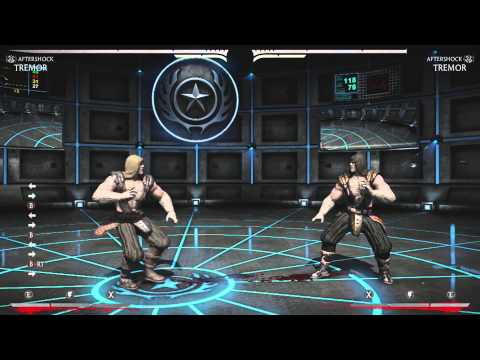 Mortal Kombat X: Tremor Character Breakdown