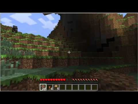 Minecraft: HEROBRINE SIGHTING (1.3.2)