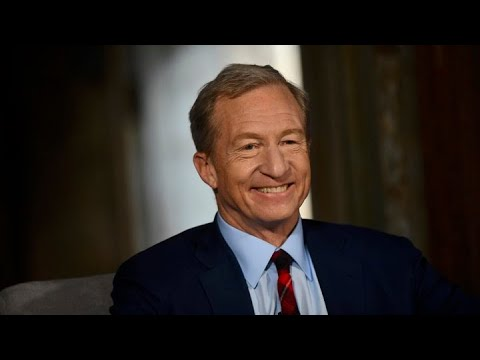 Watch CNBC's full interview with 2020 Democratic candidate Tom Steyer