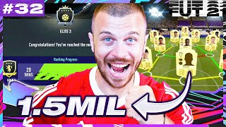 FIFA 21 OMG THIS 1.5 MILLION PLAYER SAVED MY FUT CHAMPIONS JOURNEY! THE BEST CARD in ULTIMATE TEAM!