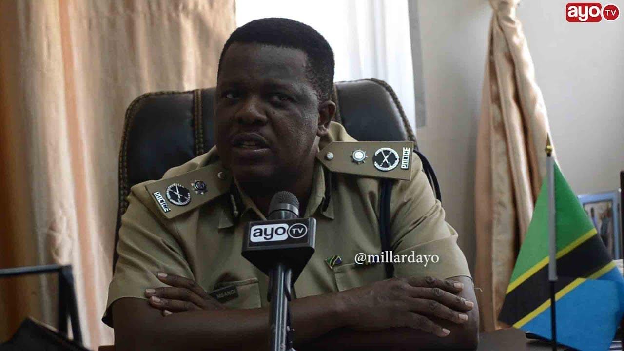 Download Matukio ambayo Kamanda wa Polisi Mwanza Msangi hawezi kuyasahau kwa mwaka 2017