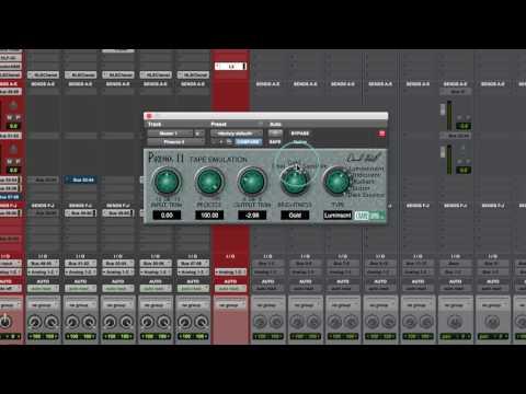 Crane Song - Phoenix II - Mixing With Mike Plugin of the Week