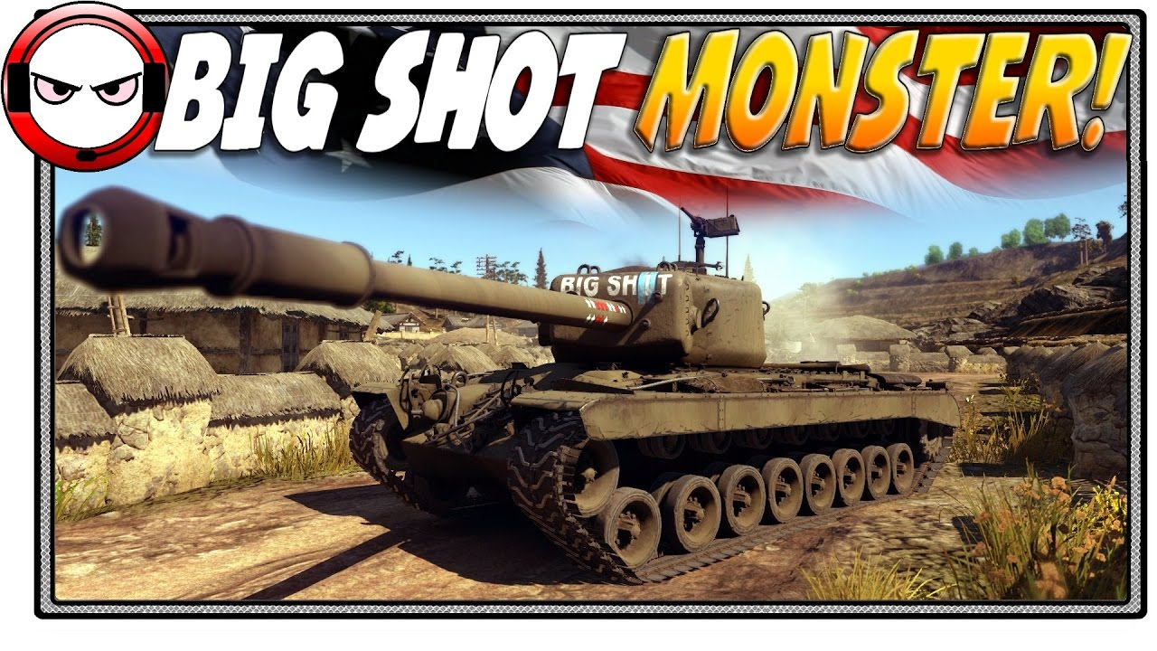 T34 AMERICAN Heavy Tank (War Thunder Gameplay) - YouTube