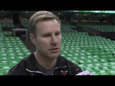 BullsTV Pregame interview: Fred Hoiberg