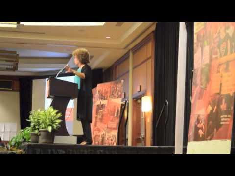 Angela Davis Keynote Speech at Jewish Voice for Peace 2015