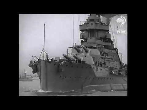 Royal Navy Battleships