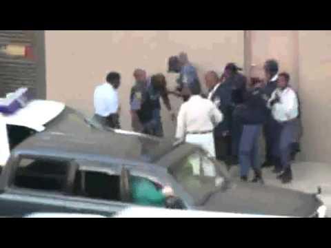 police violence South Africa.flv