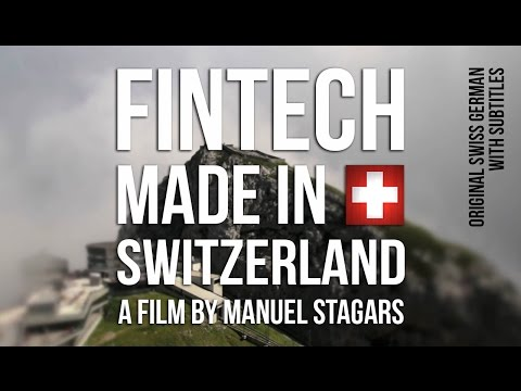 FinTech Made in Switzerland (2016) - Swiss German with Engli