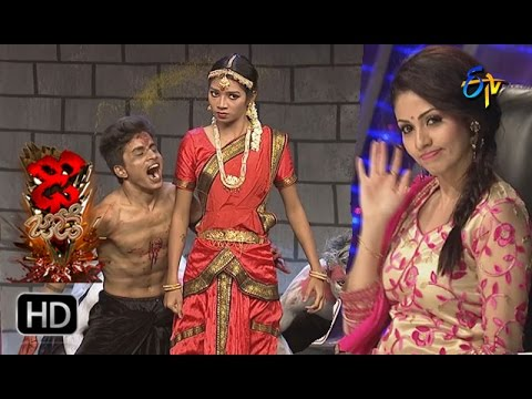 Dhee Jodi | 30th November 2016| Full Episode | ETV Telugu