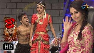 Dhee Jodi | 30th November 2016| Full Episode | ETV Telugu