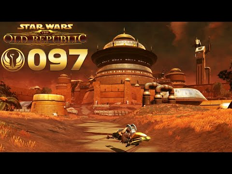 STAR WARS THE OLD REPUBLIC #097 Brogas Palast ★ Let's Play The Old Republic [Deutsch]