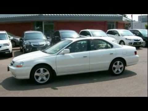 Used 2003 Acura TL Type S for Sale - YouTube