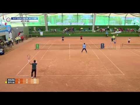 HCN스포츠 창문배 테니스 남자1부결승