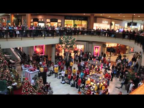 Flash Mob the best of Christmas 2011 | Flash Mob Best Of