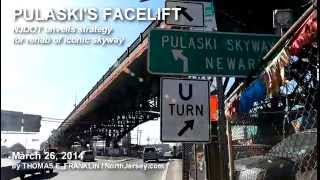 Pulaski Skyway Rehab