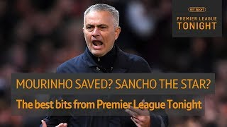 Mourinho's salvation and Sancho the 'truth' | Premier League Tonight