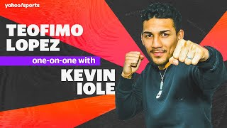 Teofimo Lopez talks dethroning Lomachenko and becoming 'the king of 135'