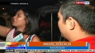 NTG: 300 pamilya, nawalan ng tirahan sa sunog noong Lunes sa Tondo, Manila