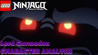 Lord Garmadon: Character Analysis