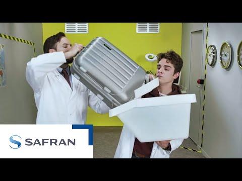 La cabine davion, de la soute au plafond - SimplyFly by Safran, épisode 14