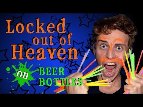 Bottle Boys - Locked out of Heaven (Bruno Mars cover on Beer Bottles)