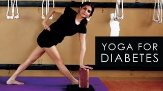 Iyengar Yoga Exercises For Diabetes Mellitus Type 2